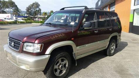 holden jackaroo engine 2000 holden jackaroo 3 5l auto wollongong auto parts