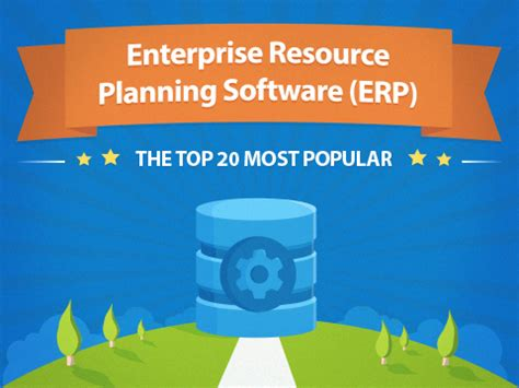 best erp software | 2018 reviews of the most popular systems