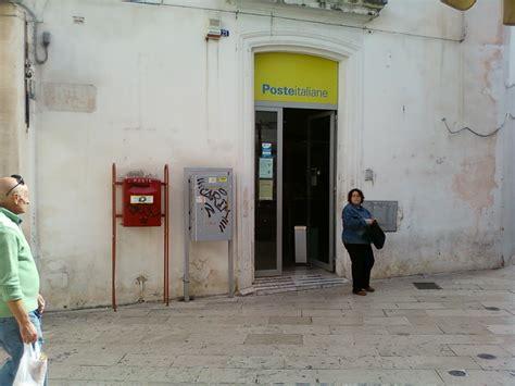 ufficio postale martina franca ufficio postale archivi noi notizie