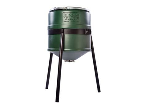 Powder Keg Feeder on time powder keg 20 gallon tripod feeder combo