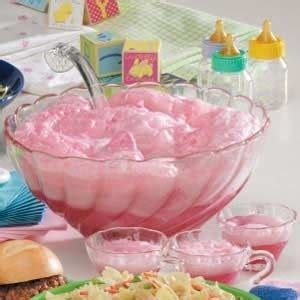 Baby Shower Punch Recipes With Sherbet by Pink Sherbet Punch Baby Showers