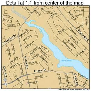 map pensacola florida area pensacola florida map 1255925