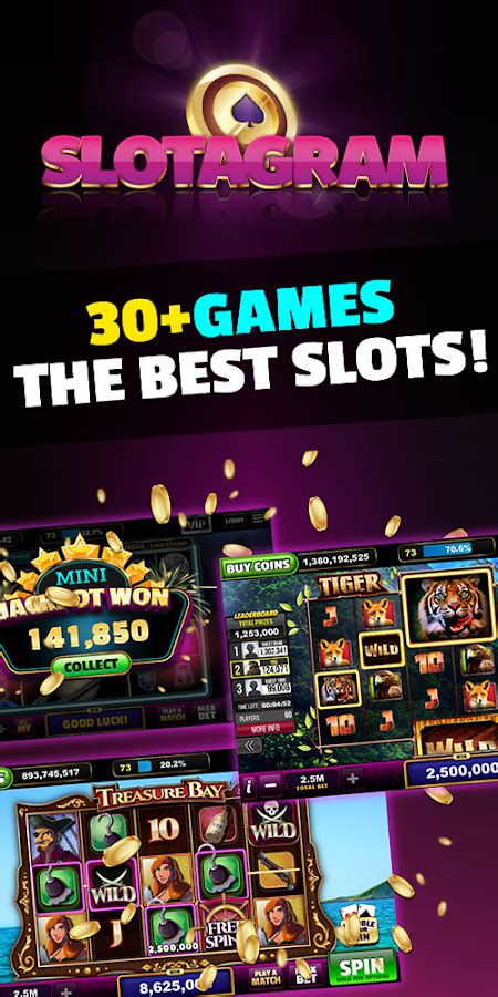 free slot for android slotagram free slot machines android apps on play