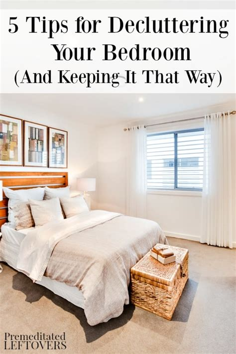 tips for decluttering your bedroom 28 images