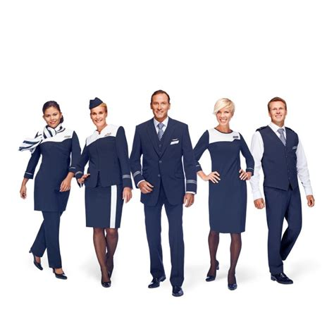 uniform design editor finnair renews visual look and service culture