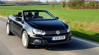 Motor Cars Volkswagen Eos Review Top Gear