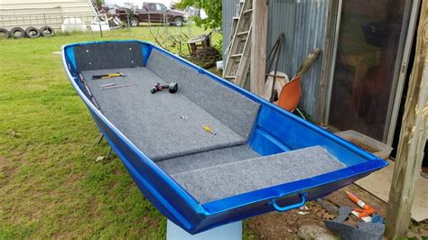 12 foot jon boat build 12 foot jon mini bass boat project
