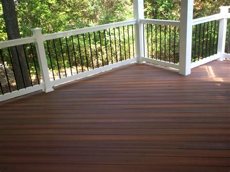 deck prices capped composite decking prices home design ideas