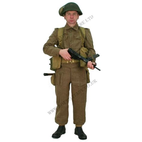 ww2 british soldier uniform british soldier world war ii uniforms pinterest
