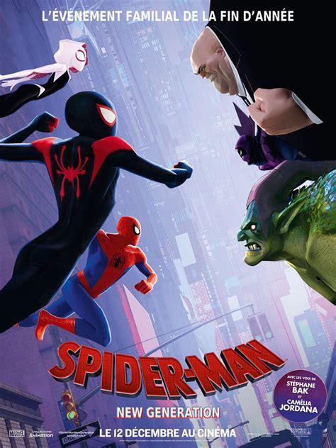 324857 spider man new generation spider man new generation le programme cin 233 ma g 233 rard
