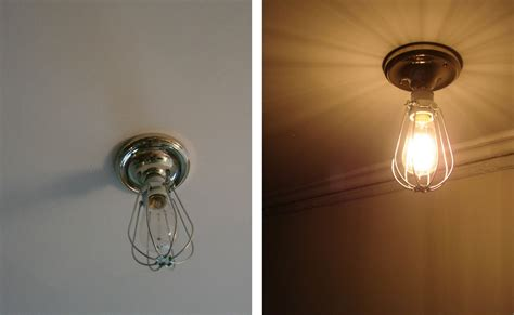 Creating The Perfect Home Ambience Using Light Bulb Ceiling Light Bulb