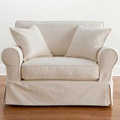 linden street slipcover sofa 1000 images about furniture chair and a half on pinterest