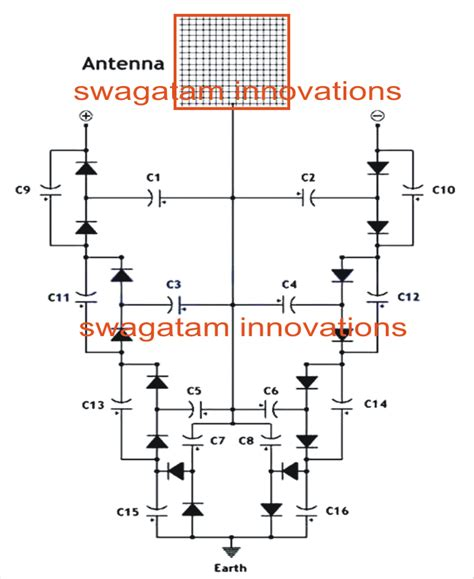 earth inductor energy how to collect free energy from atmosphere circuit diagram attached