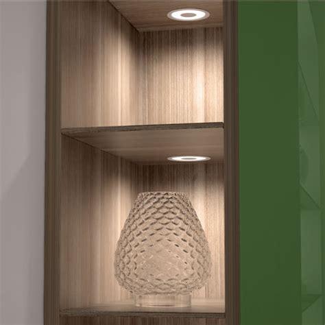 Rev A Shelf Lighting by Halemeier Designer Collection 12vdc Led 2w Light With