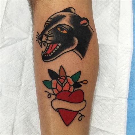 panther and rose tattoo 21 panther designs ideas design trends