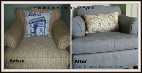 chalk paint in fabric using chalk paint 174 to paint your or wing back chair