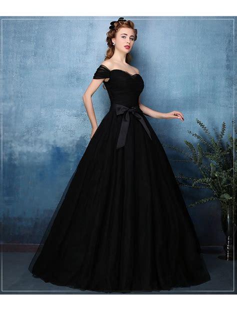 dress design for js prom off shoulder vintage style ball gown