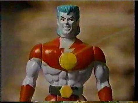 figure planet captain planet figure commerical 1994