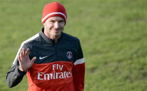 Beckham Wednesday by Beckham Begins Psg Hd Football Deluxe