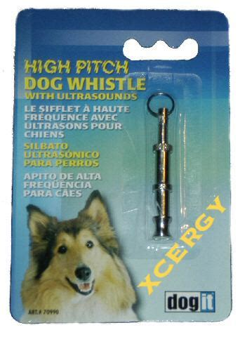 whistle that only dogs can hear whistle ultrasonic dual sound ultra sonic hagen ebay