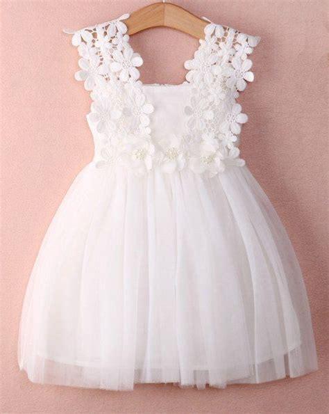 best 25 white flower dresses ideas on