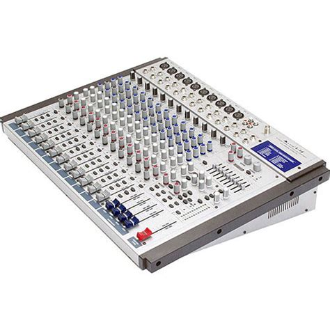Mixer Alto L 16 alto l16 16 channel 4 audio mixer with dsp effects l 16