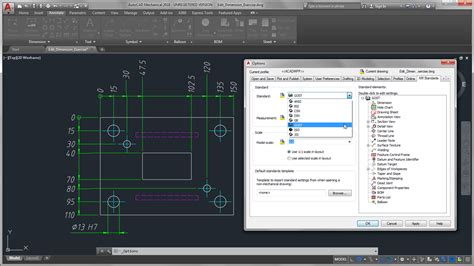 Easy To Use Floor Plan Software autocad mechanical 2018 mechanical drawing features
