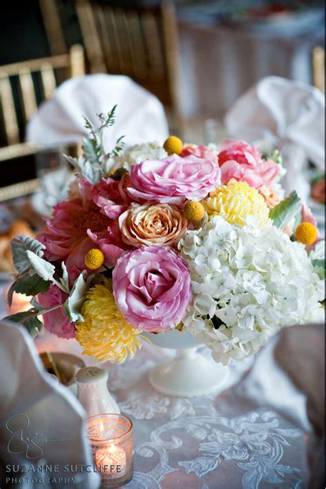 vintage chic wedding flower friday event