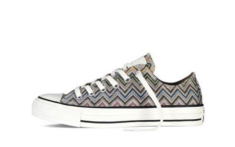 Sepatu Converse Missoni chuck all missoni converse rasa zig zag