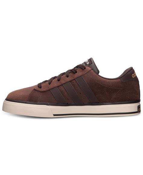 sneakers with mens lyst adidas s se daily vulc casual sneakers from