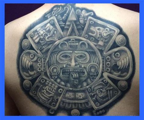 Calendario Azteca Tatuaje El Tatuaje En Salamanca Estudios Tatuajes Y Tatuadores