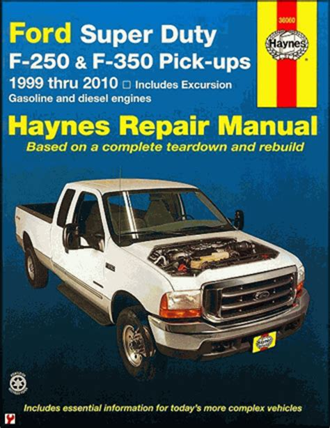 service manuals schematics 1999 ford f350 parental controls ford super duty f 250 f 350 excursion repair manual 1999 2010