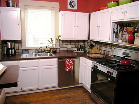 is it hard to paint kitchen cabinets minimalist farmhouse kitchen with white painted ebony