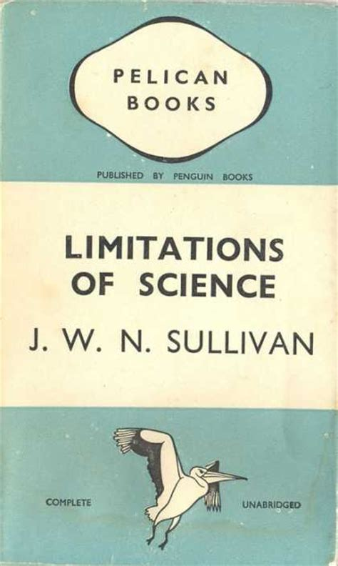 limitations of science books pelican book covers