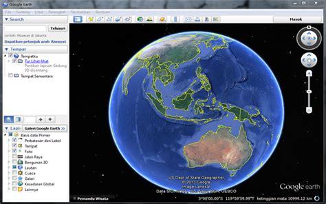 Software Melihat Dunia Earth Pro 7 software earth pro 7 1 2 2041 dengan patch version terbaru
