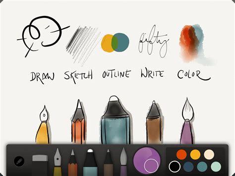 draw application herramientas de dise 241 o gr 225 fico y dibujo en seis apps arteneo