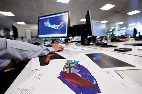 design engineer f1 inside brackley mercedes amg f1 headquarters mbca