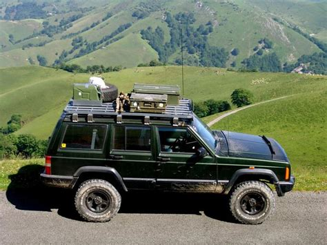 Xj Roof Rack Build by Xj Roof Racks Page 2 Expedition Portal