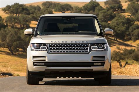 land rover supercharged 2013 range rover supercharged first test motor trend