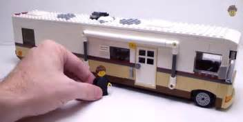 Replace Awning On Rv This Man Made A Class A Motorhome Out Of Legos It S Even
