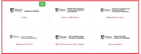 Nmims Application Form 2017 Mba by Npat 2018 Application Form Date Syllabus