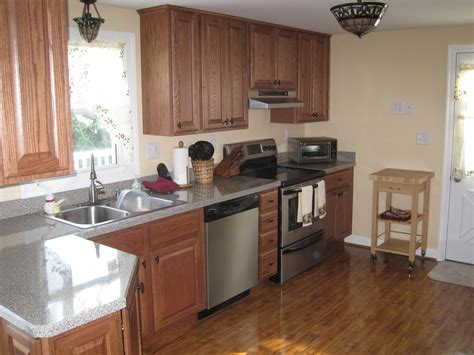 remodeled kitchens before after