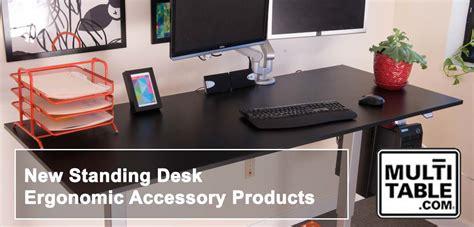 Standing Desk Accessories Hostgarcia Standing Desk Accessories