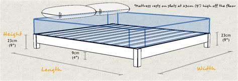 Space Saver Bed Frame Low Platform Bed Space Saver