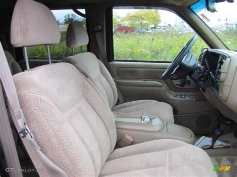 1995 chevrolet suburban k2500 4x4 interior photo 55555662