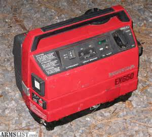 Honda Rv Generators Armslist For Sale Honda Ex650 Generator