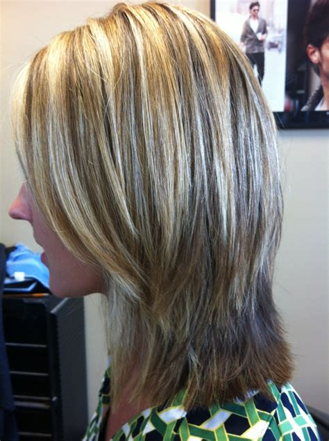 hair highlights bottom 17 best images about my customers on pinterest level 8