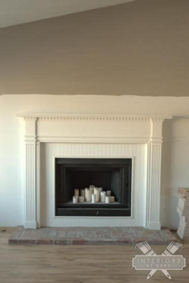 cost to lay brick hearth front rooms and fireplaces on