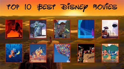 film disney best air30002 s top 10 best disney movies by air30002 on deviantart