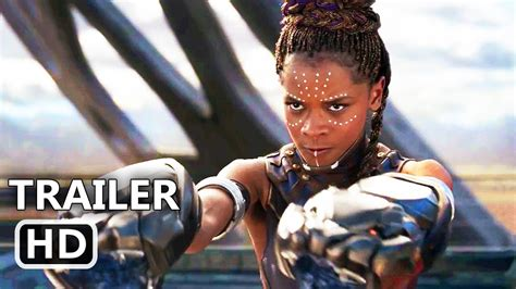 and the panther trailer a ralphecoyote black panther official trailer 2018 marvel
